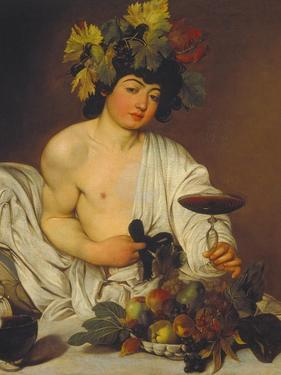 The Young Bacchus by Caravaggio