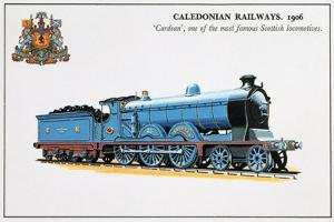 Cardean, Caledonian Railways, 1906