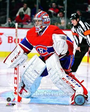 Carey Price 2012-13 Action