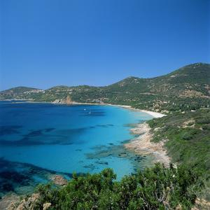 Cargese, West Coast, Corsica, France, Mediterranean, Europe
