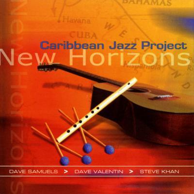 Caribbean Jazz Project - New Horizons