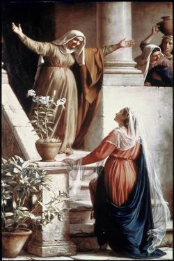 The Visitation by Carl Bloch