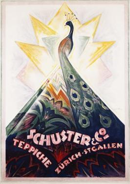 Schuster and Co. Poster by Carl Bockli