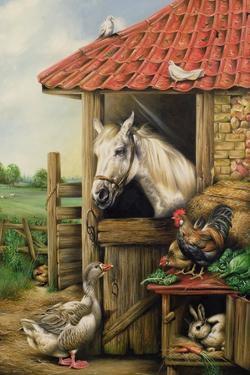 Farmyard Friends by Carl Donner