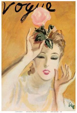 Vogue Magazine - November 1, 1937 by Carl Erickson