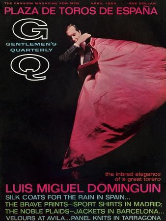 GQ Cover - April 1965