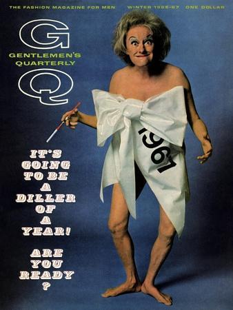 GQ Cover - December 1966