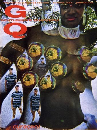 GQ Cover - June 1964