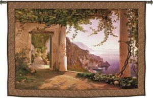 Amalfi Dai Cappuccini by Carl Frederic Aagaard