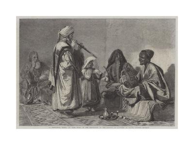 A Rehearsal, Cairo