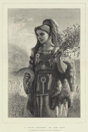 A Young Druidess