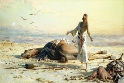 Shipwreck in the Desert, 1886