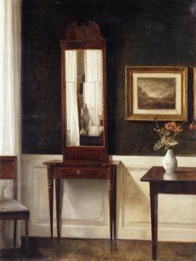 An Interior by Carl Holsoe