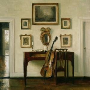 The Music Room by Carl Holsoe