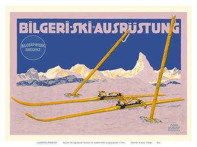 Bilgeri Ski Equipment (Bilgeri Ski Ausrüstung) - Bregenz, Austria