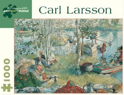 Carl Larsson 1000 Piece Puzzle