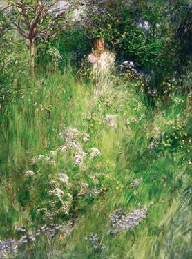 A Fairy by Carl Larsson