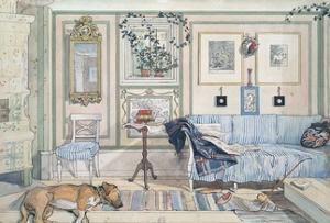 Cosy Corner by Carl Larsson