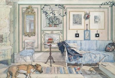 Cosy Corner by Carl Larsson