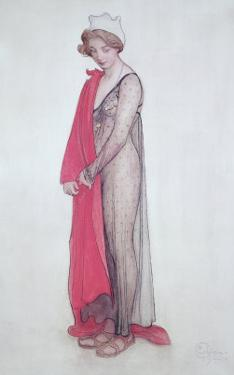 Red and Black, 1906 by Carl Larsson
