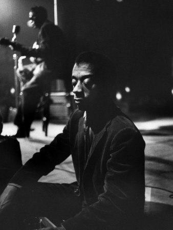 American Author James Baldwin