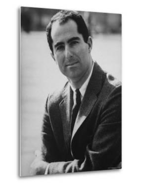 Philip Roth by Carl Mydans