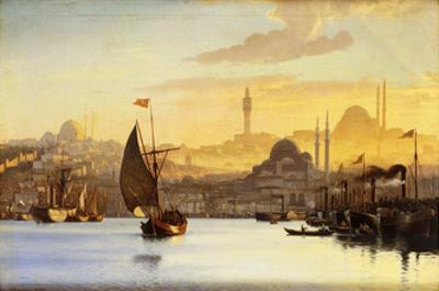 Constantinople by Carl Neumann