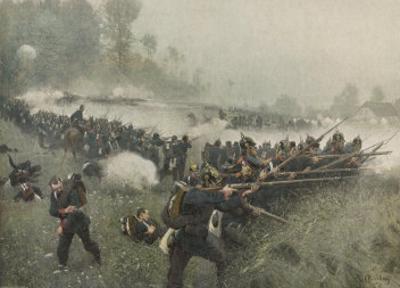 Battle of Koeniggratz