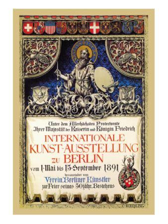 Berlin International Art Exhibition