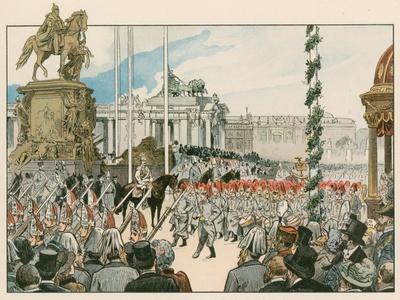 Wilhelm II, German Emperor and King of Prussia