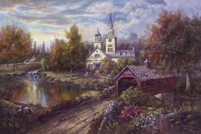 Maple Creek by Carl Valente