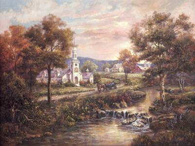 Vermonts Colonial Times by Carl Valente
