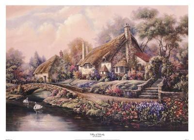 Village Of Selworthy