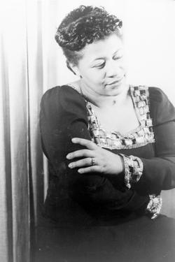 Ella Fitzgerald, 1940 by Carl Van Vechten
