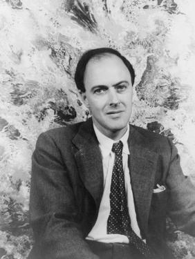 Roald Dahl, 1954 by Carl Van Vechten