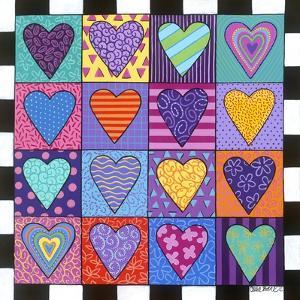 16 Heart by Carla Bank
