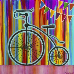 Bike Keep Going by Carla Bank