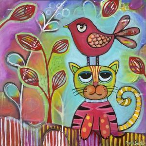 Bird Cat by Carla Bank