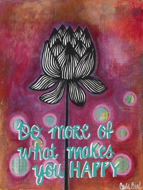 Do More by Carla Bank