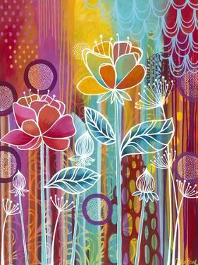 Field of Flowers by Carla Bank