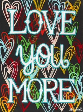 Love U More by Carla Bank