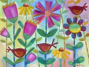 Three Little Birds by Carla Bank