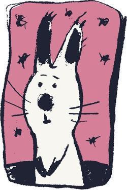 Earnest Rabbit by Carla Martell