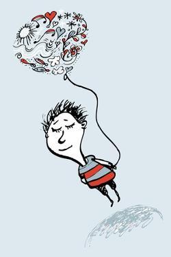 Love Balloon by Carla Martell