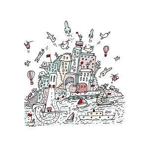 Transport City by Carla Martell