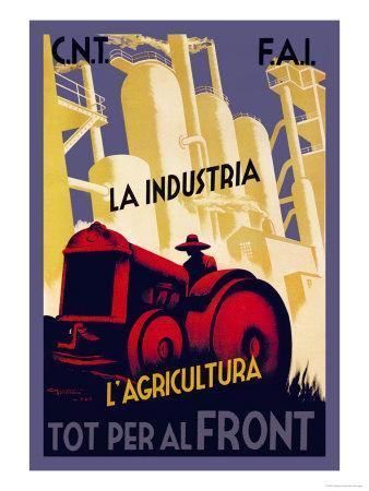 Industry and Agriculture for the Front