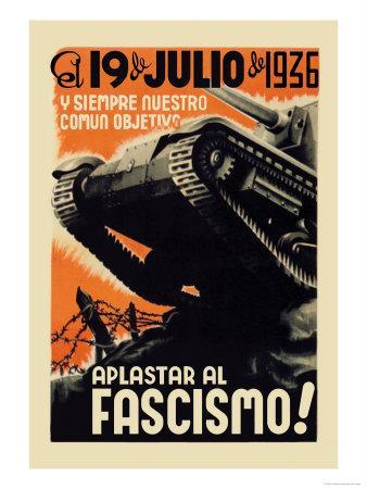 Our Common Objective Always: to Squash Fascism