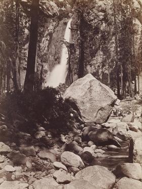 Falls, Yosemite, C.1860 by Carleton Emmons Watkins