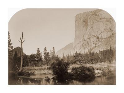 Tutucanula - El Capitan 3600 ft. Yosemite, California, 1861