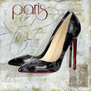 Paris Soles 2 by Carlie Cooper